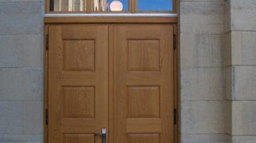 Türen und Einbruchschutz